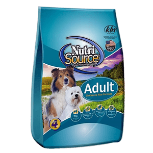 NutriSource Dog 30 lb